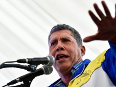 Once a Chavista, two-term former Lara Governor Henri Falcon broke with Hugo Chavez's political movement in 2010